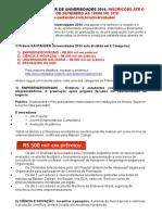 Prêmio Santander de Universidades 2014