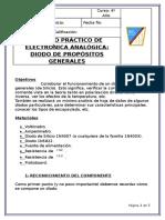 Practico 1 Diodos
