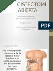 Colecistectomía Abierta (1) (2)