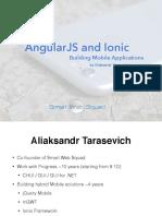 125 AngularJS and Ionic