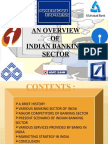 An Overview of Indian Banking Sector