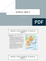 war in the asia-pacific