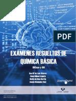 (Álvarez & Cols.) - Exámenes Resueltos De Química Básica - 1° Edición