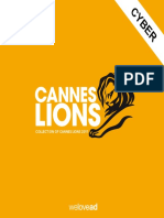 Cannes Lions 2011 Winners for Cyber En