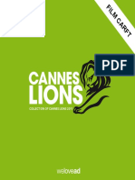 Cannes Lions 2011 Winners for Film Craft En