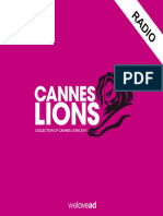 Cannes Lions 2011 Winners for Radio En