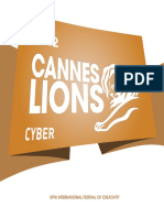 Cannes Lions 2012 Winning Campaigns Cyber En