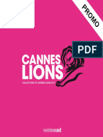 Cannes Lions 2011 Winners for Promo En
