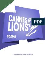 Cannes Lions 2012 Winning Campaigns Promo En