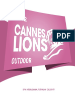 Cannes Lions 2012 Winning Campaigns Outdoor En