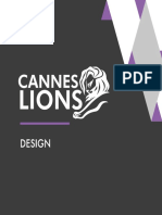 Cannes Lions 2014 Design En