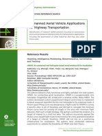 Unmanned Aerial Vehicle Applications
