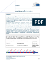 New Civil Aviation Safety Rules
