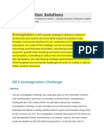 Ecomagination Solutions