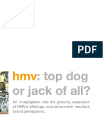 HMV Jack of All or Master of None