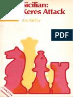 Sicilian Keres Attack Jon Kinlav OCR 2.9MB