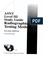 RT Level III Study Guide