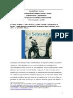 """Análisis crítico de """"La Selva Azul"""""""