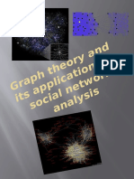 Graph Theory and its application in Social Network Analysis