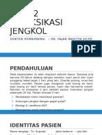 Case - Intoksikasi Jengkol