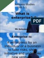 Enterprise Introduction