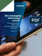 Six Converging Tech Trends
