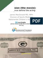 Concussion (the movie)