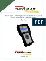 Obdmap - Vw - Gol g5 - Leitura e Programação de Chaves - Rev. 1.5