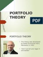 Porfolio Analysis