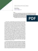 Derrida, economy
