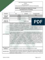 0. Programa de Formacion Gestion Administrativa