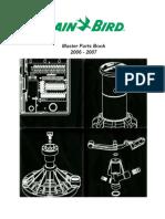 2006 Master Parts Book