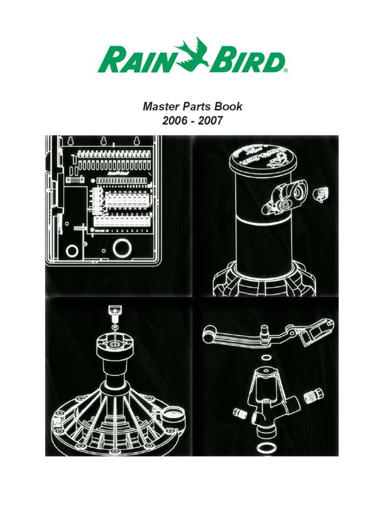 2006 Master Parts Book | Matrix (Mathematics)