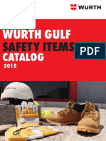 Safety Catalog 2015 Arrange- Wurth