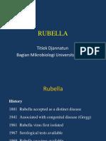MIKRO 1 - Rubella Rubeola