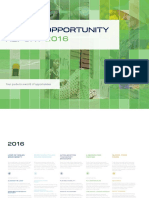 The 2016 Global Opportunity Report