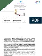 Modulo Matematica Financiera