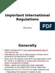 Waste International