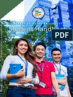Ateneo de Davao University Student-Handbook-2015