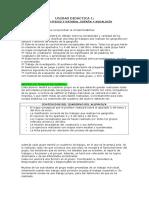 Unidad Didáctica El Medio Físico y Natural. Doc
