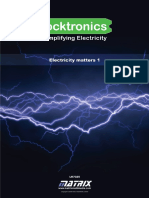 Materials and Electricity