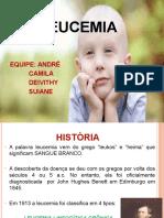 Apresentação - Leucemia