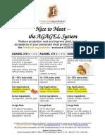 Agagel System