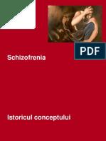 Schizofrenie - Curs 3