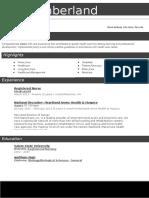 Best Resume Format 2016 Registered Nurse Traditional