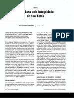 LADEIRA, Maria Elisa & NOLETO, Juliana [2005]. Povo Luta Pela Integridade.