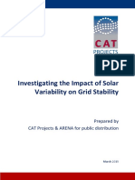 150302 Impact of Variability Report for Public Release