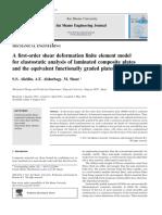 14-02-16   A first-order shear deformation finite element model.pdf