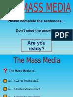 Mass Media Game