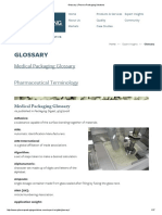 Glossary _ Pharma Packaging Solutions